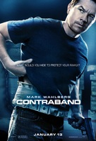 Contraband - Movie Poster (xs thumbnail)