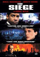 The Siege - DVD movie cover (xs thumbnail)