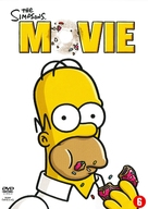 The Simpsons Movie - Dutch Movie Cover (xs thumbnail)