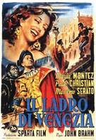 Ladro di Venezia, Il - Italian Movie Poster (xs thumbnail)