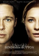 The Curious Case of Benjamin Button - Movie Poster (xs thumbnail)