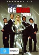 """The Big Bang Theory"" - Australian Movie Cover (xs thumbnail)"