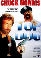 Top Dog - German Movie Poster (xs thumbnail)