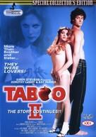 Taboo II - DVD cover (xs thumbnail)