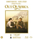 Out of Africa - Dutch Blu-Ray cover (xs thumbnail)