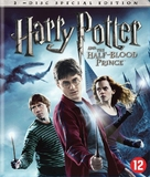 Harry Potter and the Half-Blood Prince - Dutch Blu-Ray cover (xs thumbnail)