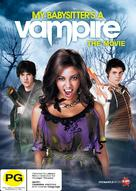 My Babysitter's a Vampire - New Zealand DVD cover (xs thumbnail)