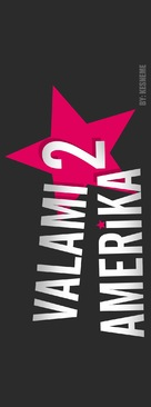 Valami Amerika 2. - Hungarian Logo (xs thumbnail)