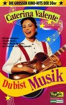 Du bist Musik - German Movie Cover (xs thumbnail)