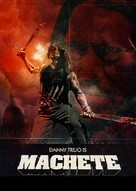 Machete - Movie Poster (xs thumbnail)