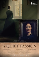 A Quiet Passion - Belgian Movie Poster (xs thumbnail)