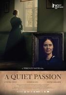 A Quiet Passion - Belgian Movie Poster (xs thumbnail)
