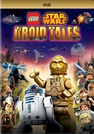 """Lego Star Wars: Droid Tales"" - DVD cover (xs thumbnail)"