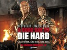 A Good Day to Die Hard - British Movie Poster (xs thumbnail)
