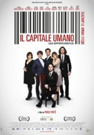 Il capitale umano - Belgian Movie Poster (xs thumbnail)