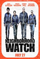The Watch - Movie Poster (xs thumbnail)