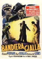 Panic in the Streets - Italian Movie Poster (xs thumbnail)