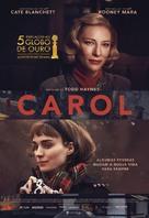 Carol - Brazilian Movie Poster (xs thumbnail)