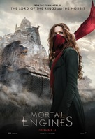 Mortal Engines - Movie Poster (xs thumbnail)