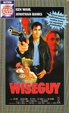 """Wiseguy"" - Norwegian Movie Cover (xs thumbnail)"