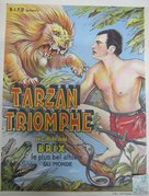 The New Adventures of Tarzan - Belgian Movie Poster (xs thumbnail)