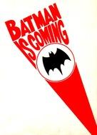 Batman - Teaser movie poster (xs thumbnail)