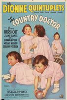 The Country Doctor - Movie Cover (xs thumbnail)