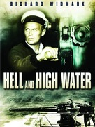 Hell and High Water - DVD cover (xs thumbnail)