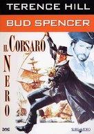 Il corsaro nero - Italian DVD cover (xs thumbnail)