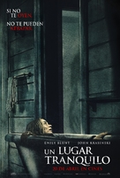 A Quiet Place - Spanish Movie Poster (xs thumbnail)