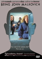 Being John Malkovich - Movie Cover (xs thumbnail)