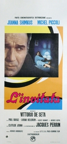 L'invitata - Italian Movie Poster (xs thumbnail)