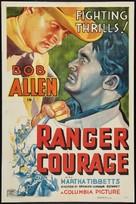 Ranger Courage - Movie Poster (xs thumbnail)