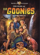 The Goonies - German Movie Cover (xs thumbnail)
