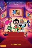 Teen Titans Go! To the Movies - Australian Movie Poster (xs thumbnail)