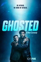 """""""Ghosted"""" - Movie Poster (xs thumbnail)"""