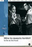 Split Second - French DVD cover (xs thumbnail)