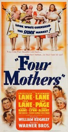 Four Mothers - Movie Poster (xs thumbnail)