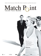 Match Point - Norwegian Movie Poster (xs thumbnail)