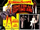 The Seven Year Itch - Mexican poster (xs thumbnail)