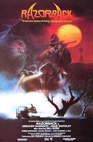 Razorback - Australian Movie Poster (xs thumbnail)