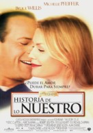 The Story of Us - Spanish Movie Poster (xs thumbnail)