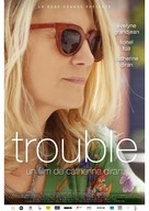Trouble - French Movie Poster (xs thumbnail)