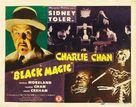 Black Magic - Movie Poster (xs thumbnail)