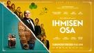 Ihmisen osa - Finnish Movie Poster (xs thumbnail)