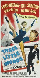 Three Little Words - Movie Poster (xs thumbnail)
