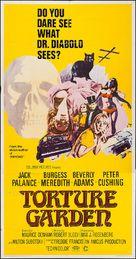 Torture Garden - Movie Poster (xs thumbnail)