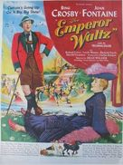The Emperor Waltz - British Movie Poster (xs thumbnail)