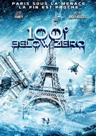 100 Degrees Below Zero - French Movie Poster (xs thumbnail)