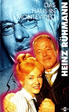 Das Haus in Montevideo - German VHS cover (xs thumbnail)